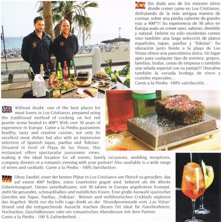 "RISTORANTE "" STONE GRILL "" - G&MOR GLOBAL TRADE WEB"